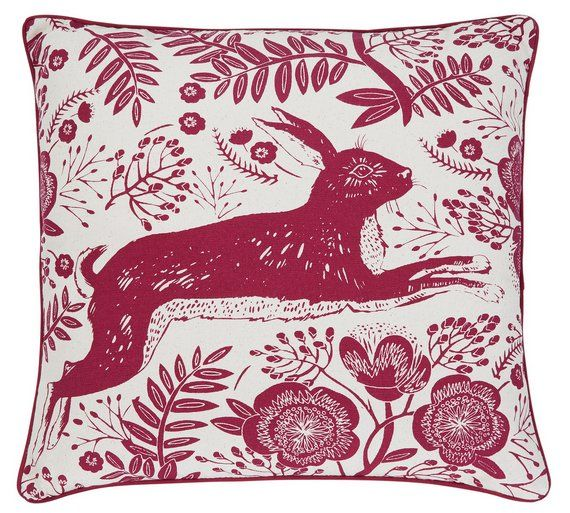 Buy Heart of House Hare Cushion at Argos.co.uk, visit Argos.co.uk to shop online for Cushions, Home furnishings, Home and garden
