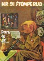Tegneserier for Stomperud bok utgitt i 1985