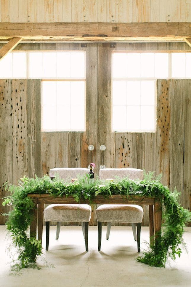 22 Fab Fern Inspired Wedding Decor Ideas Greenery
