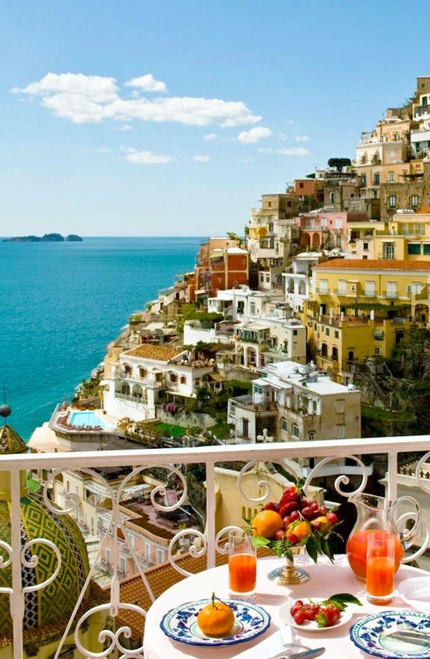 Italy, Positano, Pietro di Positano -