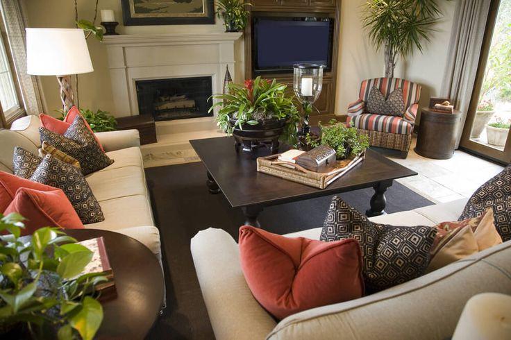 Best 25+ Large Living Rooms Ideas On Pinterest