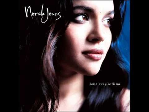 01 Don't know why - Norah Jones.....don't get the video with this, but LOVE her voice and this song..... so lovely...