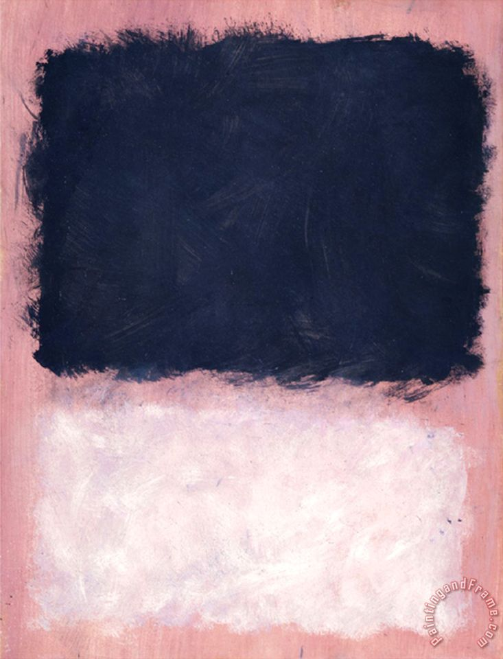 """Mark Rothko evokes an experience, however, rather than illustrating one, relying on color, form and scale to move viewers to contemplate the elusive and the spiritual."""