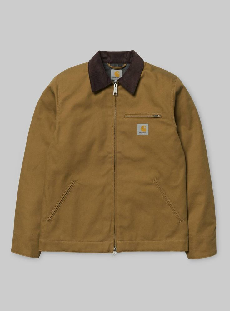Shop the Carhartt WIP Detroit Jacket from the offical online store. | Largest selection | Shipping the same working day.