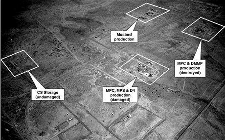 Iraq crisis: Isis jihadists 'seize Saddam Hussein's chemical weapons stockpile' - live - Telegraph