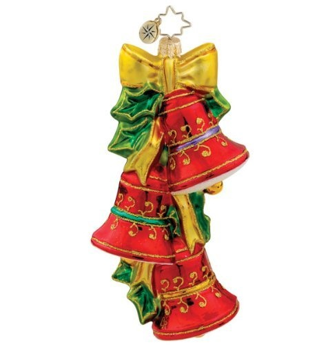Christopher Radko - Ringing Trio - Heirloom Collectable Christmas Ornament by Christopher Radko, http://www.amazon.com/dp/B008XM34H8/ref=cm_sw_r_pi_dp_h8FZqb191PT8A