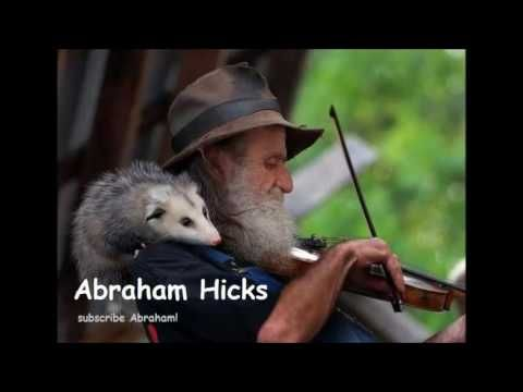 Abraham Hicks - Let go of Control and it will change Your Life - YouTube