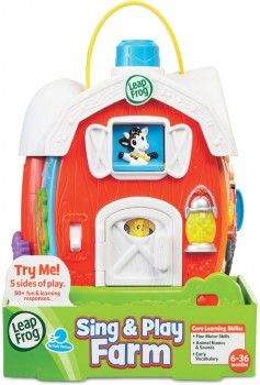 Leap Frog Sing and Play Farm*