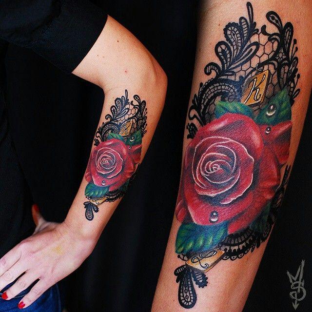 228 best images about tattoos lace on pinterest. Black Bedroom Furniture Sets. Home Design Ideas