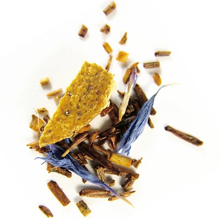 Earl Rouge Rooibos from Tielka - refreshingly sweet with a young citrusy bergamot finish.
