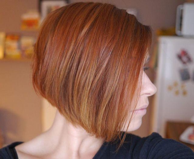 Hair Style Definition: Diagonal Forward Haircut Definition