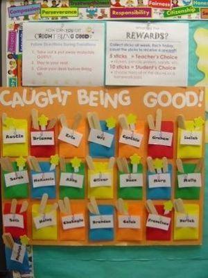 Classroom Management Idea! by amber4u