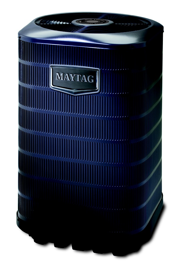 Maytag M120 14 SEER CSA4BE Air conditioning system, Heat