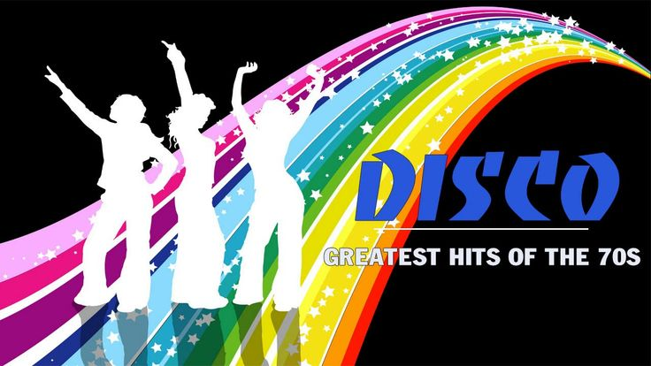 Greatest Disco Hits of The 70's - Classic 70's Disco Songs