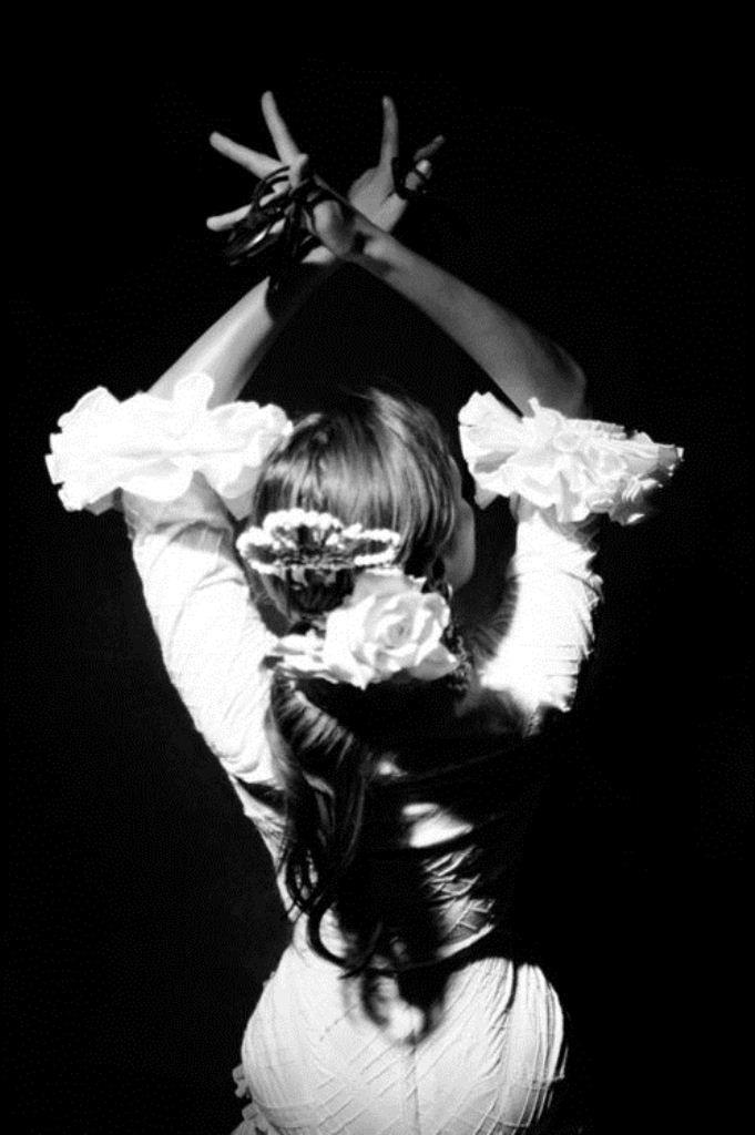 Pin De Zoya Em Chb Bw Flamenco Danca Flamenco Danca Flamenga