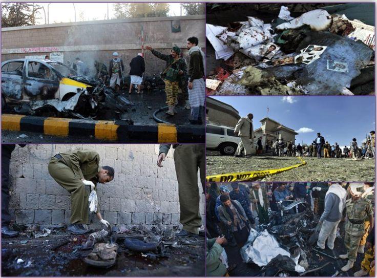 Atentando en academia de policía en Yemen, hay 37 muertes - http://notimundo.com.mx/mundo/atentando-en-academia-de-policia-en-yemen-hay-37-muertes/27044