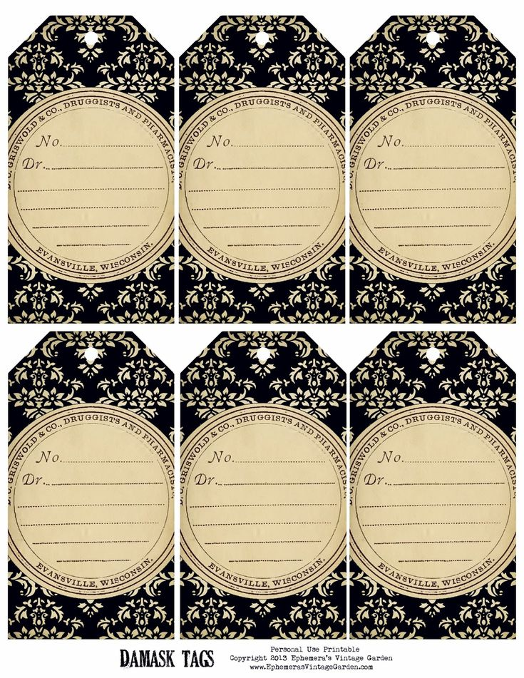 ephemerasvintagegarden.blogspot.com-weekly-free-printable-damask-tags- click on the image- save as!