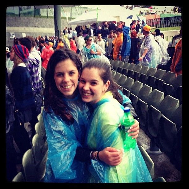 #Winstagram winner Emma Callegari snapped this pic with her bestie @ Parklife!