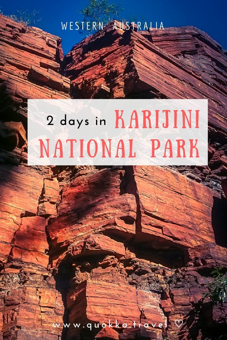 Karijini is Western Australias second largest park and offers many adventurous things to those who love nature. The huge red mountain formations, waterfalls and breathtaking gorges are stunning. It is fair to say that Karijini has been one of the most beautiful destinations I have been to in Australia. In this post we share why should you visit Karijini in Western Australia, including what to do in two days. We also share all about hiking and hiking trail in Karijini National Park and…