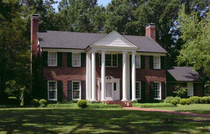Delta plantation home southern plantation homes for Southern estates homes