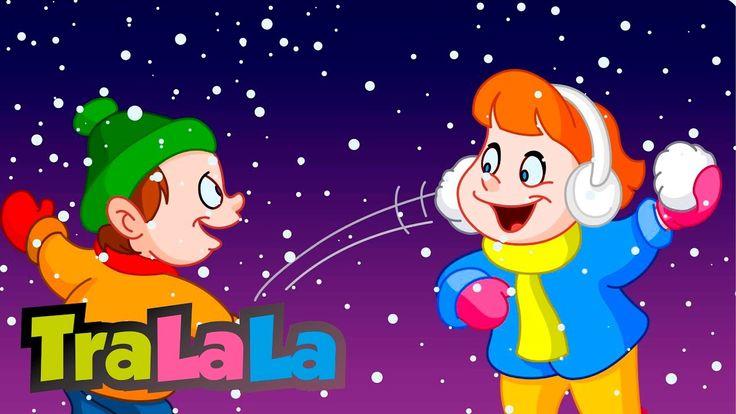 Iarna a sosit în zori - Cântece de iarnă pentru copii | TraLaLa
