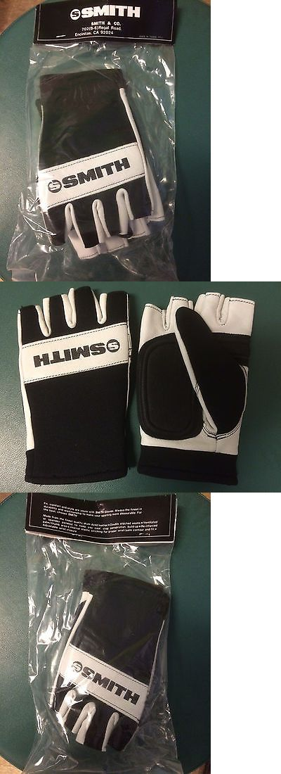Protective Gear 36317: Old School Nos Original Smith Skateboarding Fingerless Gloves Large -> BUY IT NOW ONLY: $34.99 on eBay!