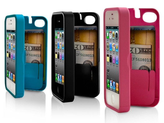 A case and wallet in one?! So cool! I need one of these!