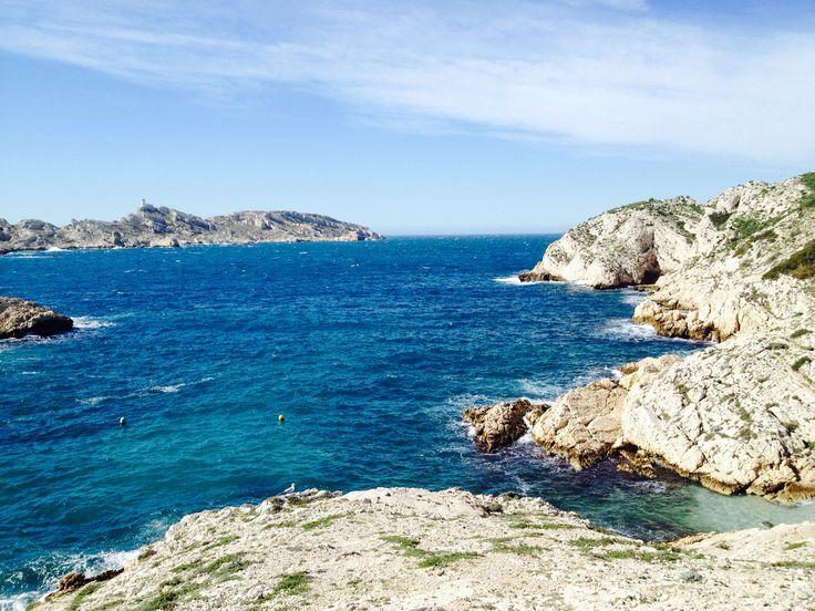 Marseille - Iles Frioul
