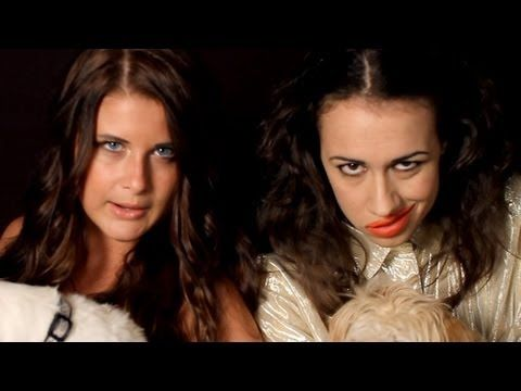 Robin Thicke - Blurred Lines - Savannah Outen & MirandaSings Cover