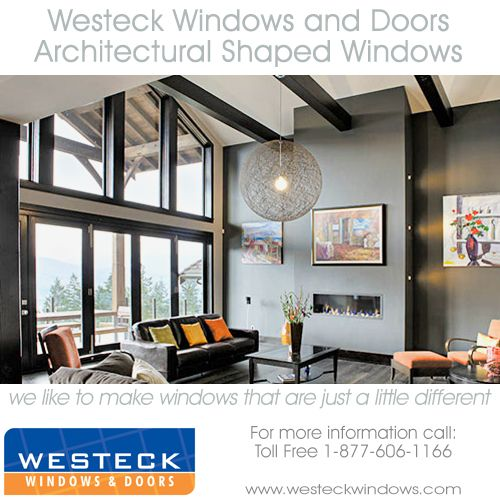 Arches, raked windows, parallelograms, oval, round windows that open with custom SDL patterns, matching brickmould or renovation flanges. If you or the architect can design it, our specialty department can most likely build it. For more information call Toll Free: 1-877-606-1166