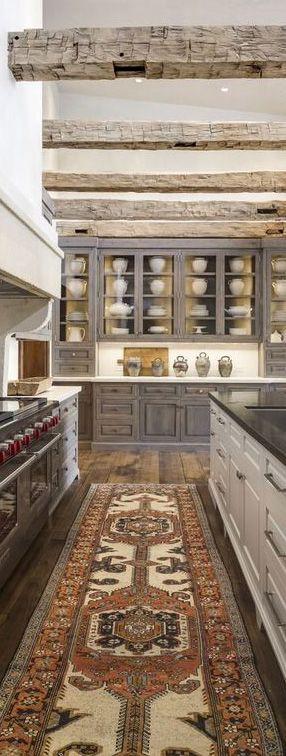 Tiffany Farha Design | Rustic Kitchen