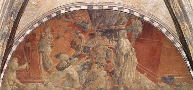 Deluge, Waters Subsiding and Noah Stories by Paolo Uccello 01 - Paolo Uccello - Wikipedia