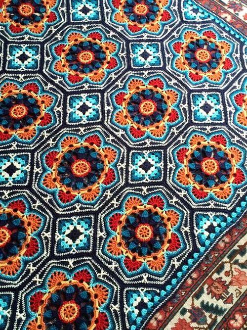Amazing Crochet Blanket