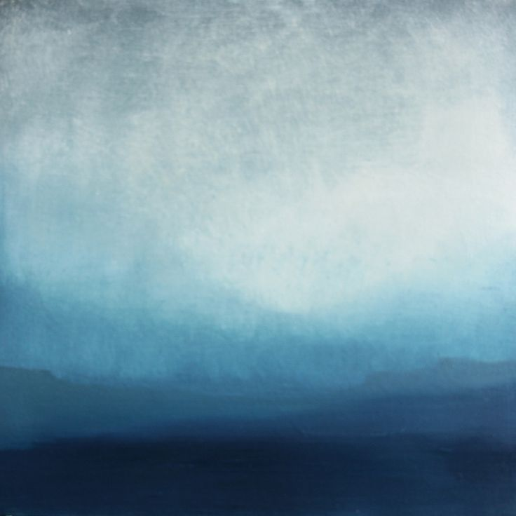 "Koen Lybaert; Oil 2014 Painting ""Bassenthwaite Lake"""