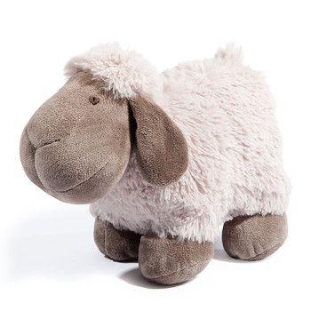 Peluche mouton H 20 cm