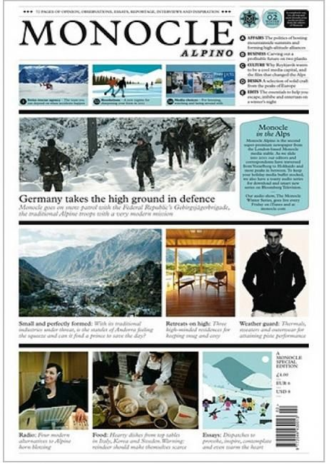 1000+ images about monocle magazine on Pinterest | Studios ...