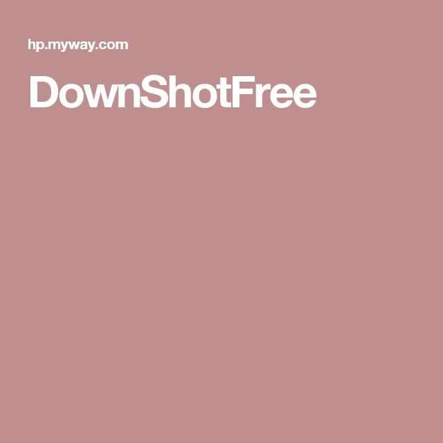 DownShotFree