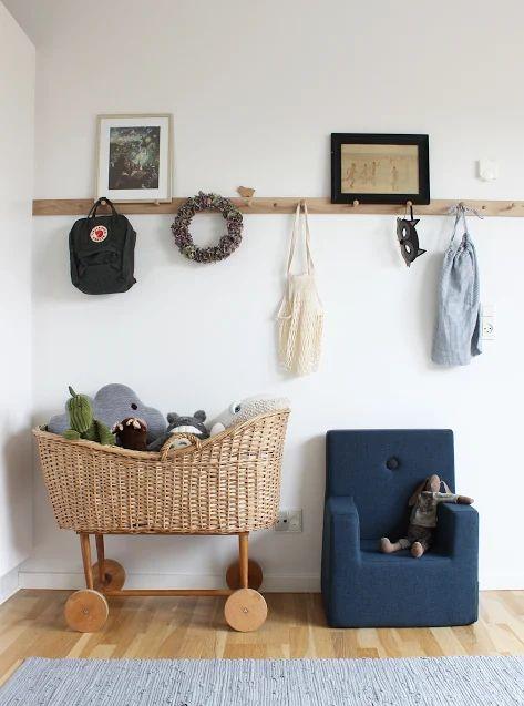 KK Kids Chair XL from by KlipKlap. Scandinavian kids' room, kids' room inspiration