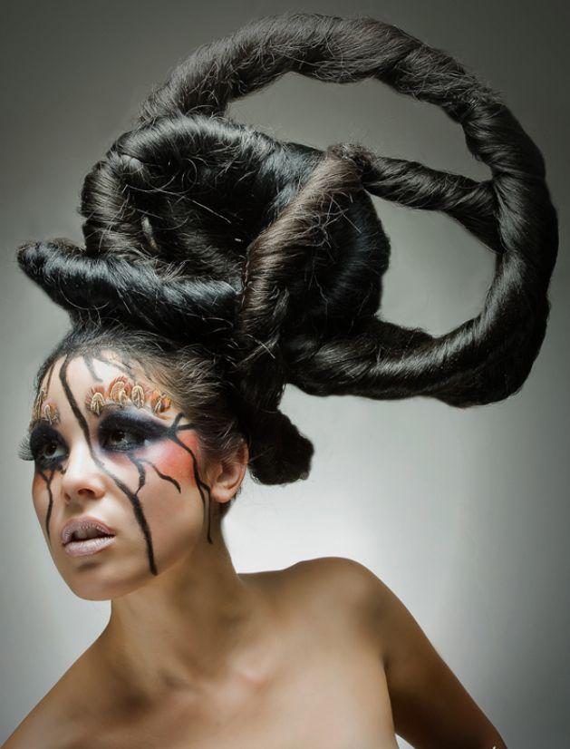 Good Haircuts Kerman Hours : 73 best avant garde hair images on pinterest