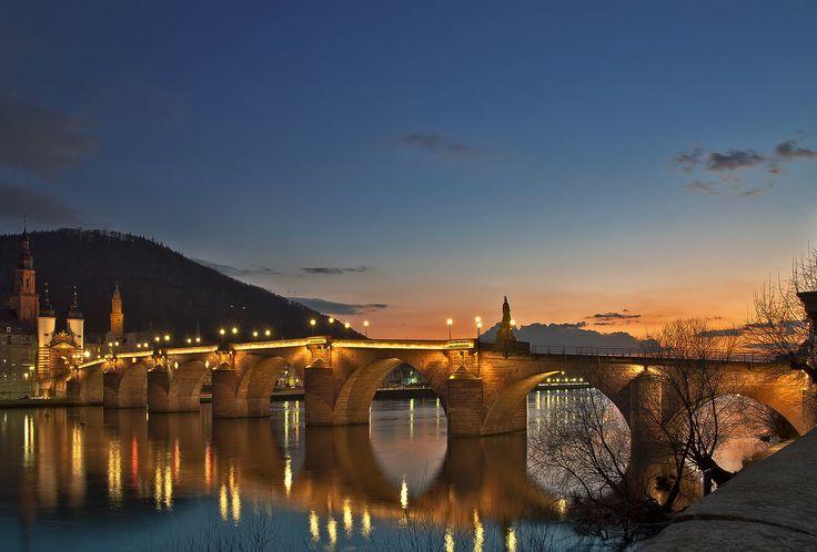 https://flic.kr/p/srTUrD | HD Alte Brücke | Heidelberg -  Baden-Württemberg - Germany