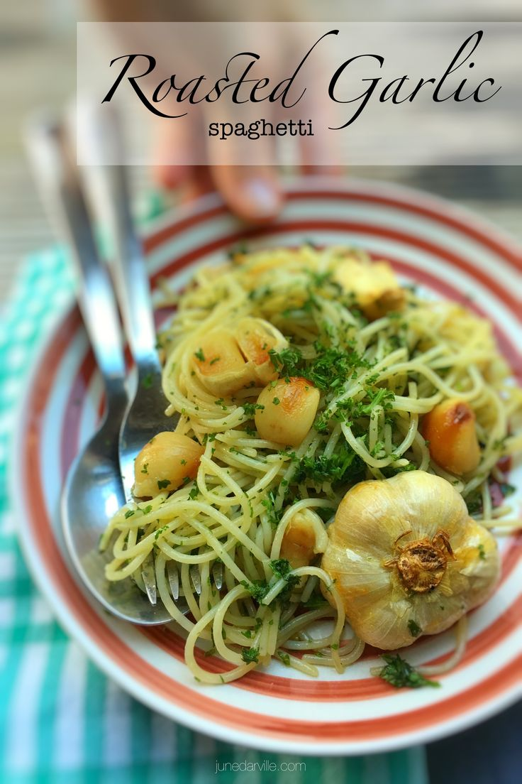 219 best easy pasta recipes images on pinterest clean eating the perfect roasted garlic recipe im making a buttery garlic spaghetti for dinner tonight forumfinder Choice Image
