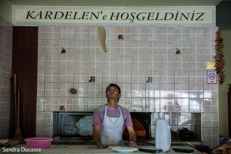 Pide cooking --- Photographer: Sandra Ducasse // Facebook: www.facebook.com/...