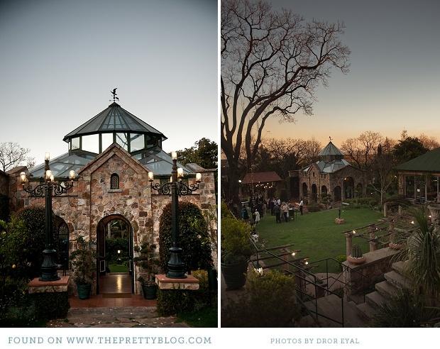 SOOO perfect!!!  ahh!   Shepstone Gardens in Johannesburg!
