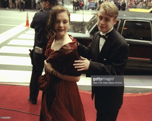 Rachel Miner & Macaulay Culkin, 1998