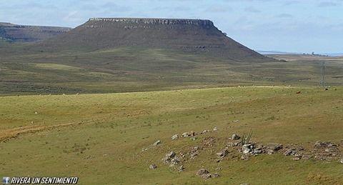 (foto de Rivera 360) - paisaje desde la Ruta 5 - Rivera - Uruguay