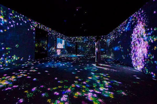 This Fantastical Digital Exhibit at Menlo Park's Pace Art + Technology Is a Total Trip | 7x7