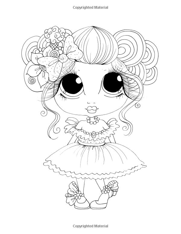 Sherri Baldy My-Besties Sweet Treats Coloring Book Amazon