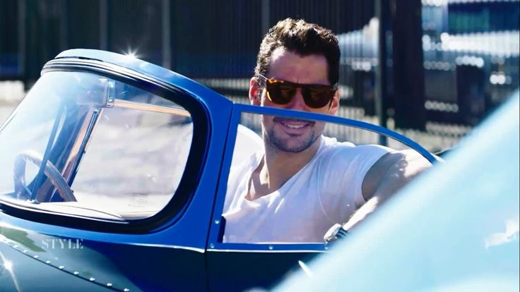 David Gandy en CNN Style Special: Celebrating Automotive design