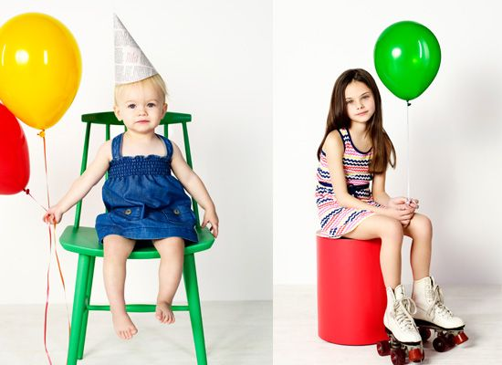 Awww, Cute! Country Road Celebrates Ten Year's Well Dressed Kids