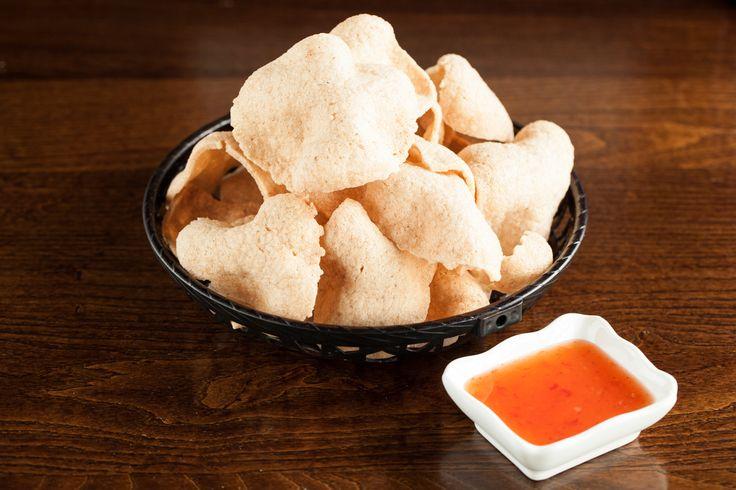Grilled & Fried - Prawn Cracker